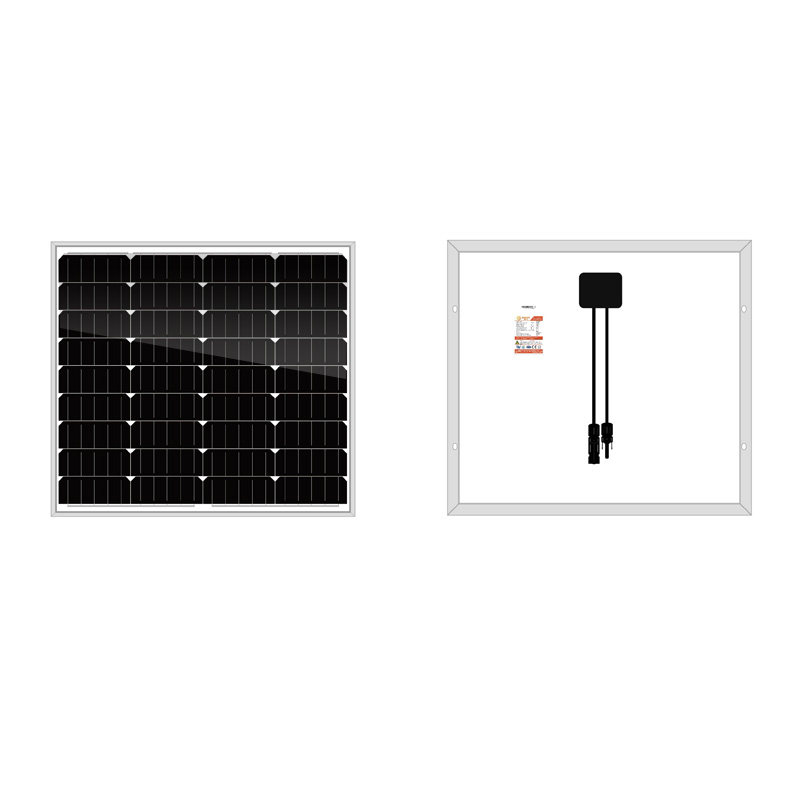 Customized mono solar panel