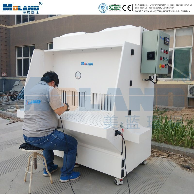 Downdraft Bench Dust Collector