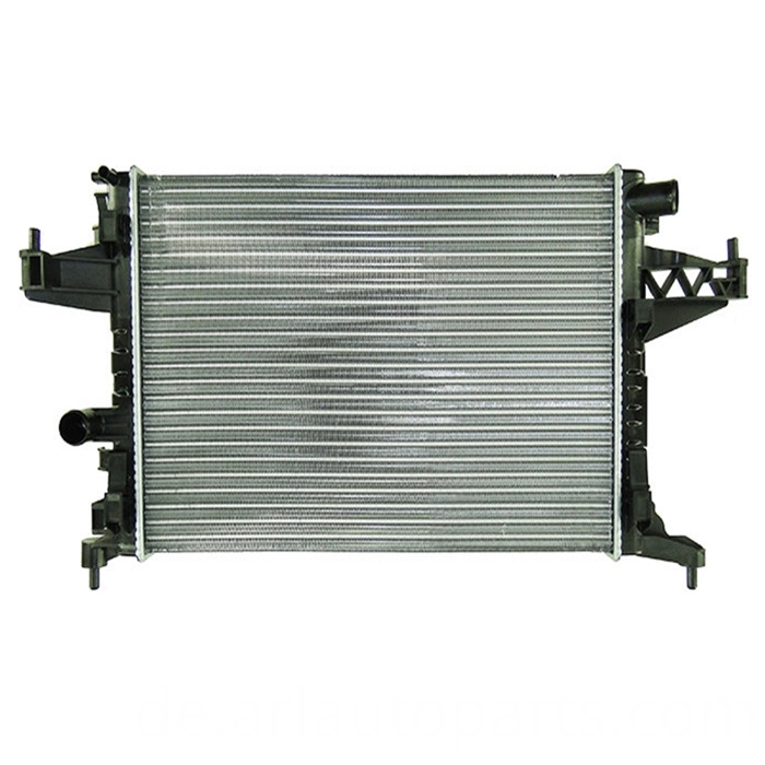 cooling car radiator