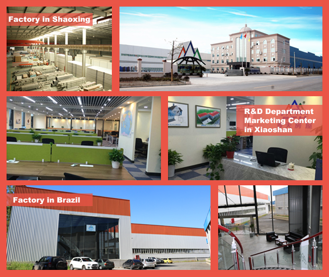 Low Cost Pre-Made Industrial Steel Structure Warehouse