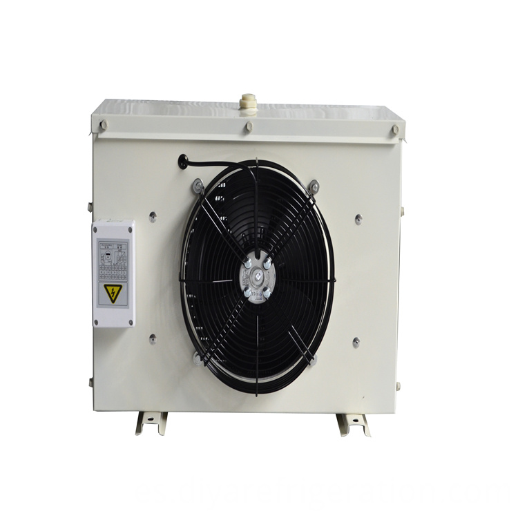 double sided air blow evaporator