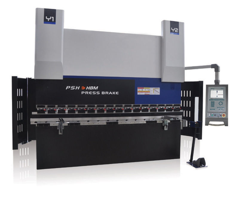 CNC Hydraulic Press Brake (PSH-110-2500HBM)