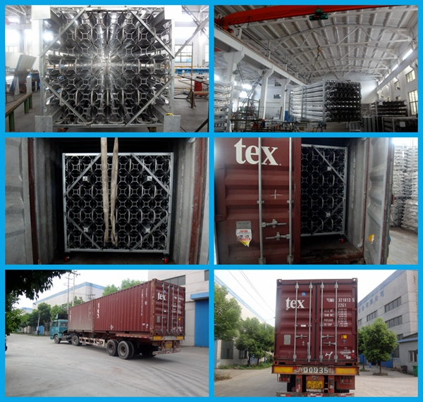 LNG Lin Lox Lar Industrial Ambient Vaporizer (SEFIC-400-250)