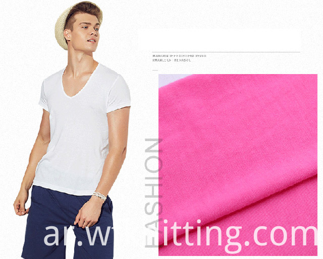 High Quality Polyester Spandex Knit Fabric