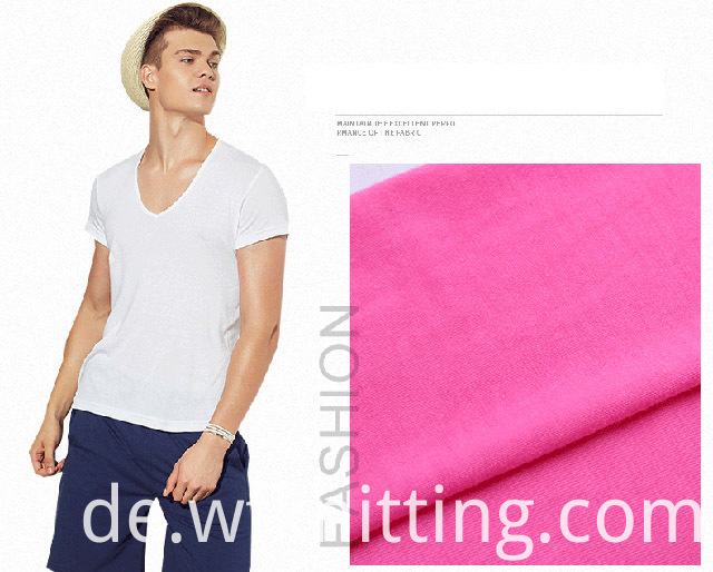 High Quality Summer Spun Polyester Fabric