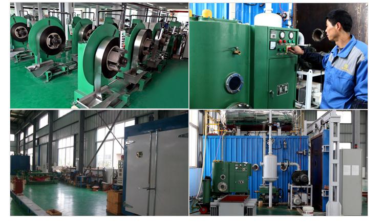 Three Phase 13.8kv 800kVA Transformer La Subestacion