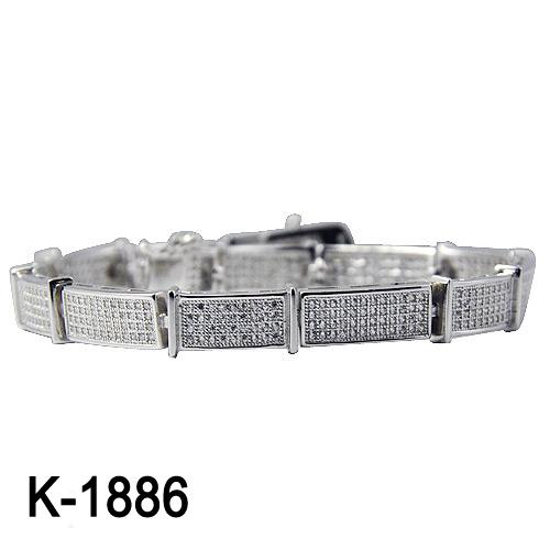 Fashion Jewelry New Design 925 Silver Bracelet