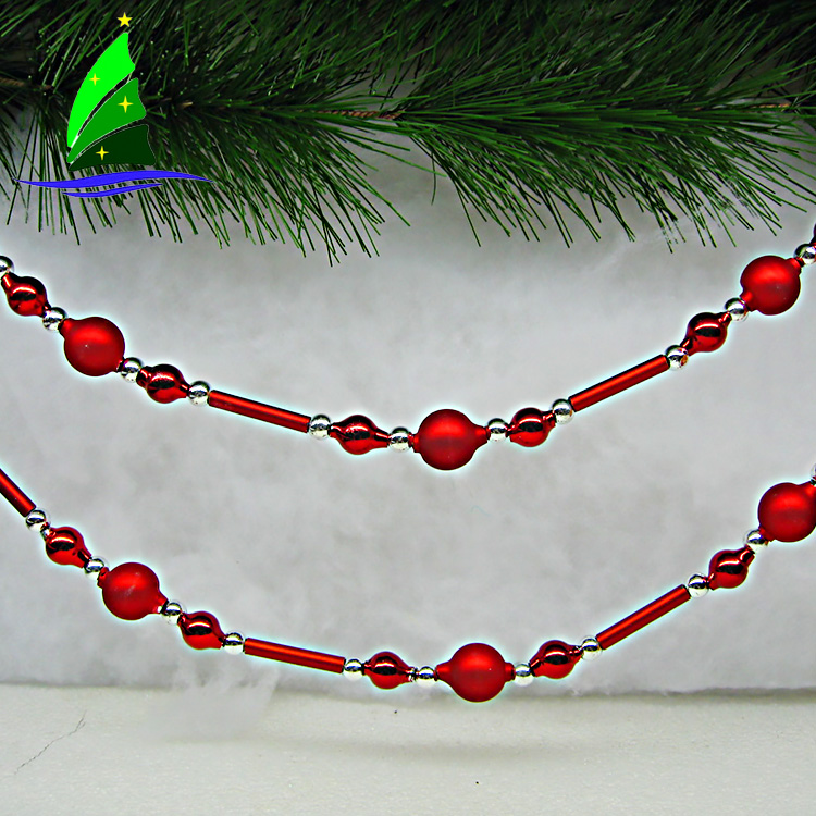 Beaded Tree Garland