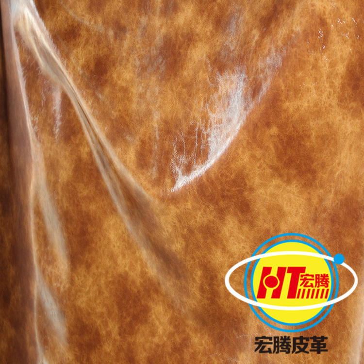 Fashion Waterproof Microfiber Leather Faux Leather for Sofa (HS026#)