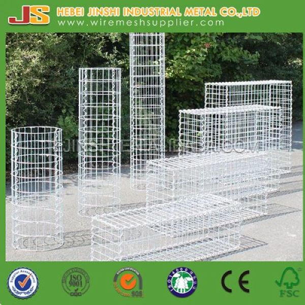 CE Certificate Professional Factory Hot Dipped Galvanized Welded Gabion