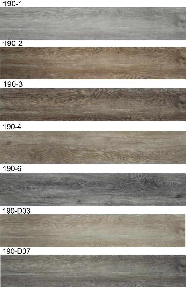 100% Virgin Material Click Vinyl Planks Flooring