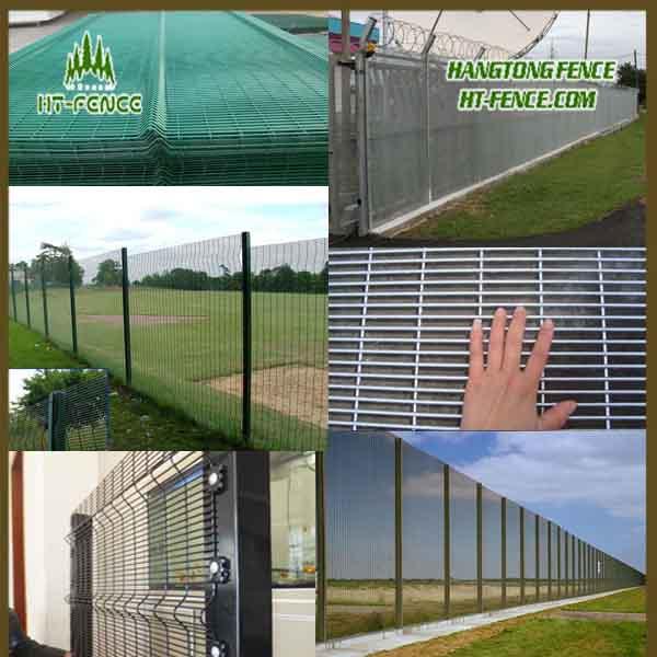 Anti-Climb 358 Security Fence (HT-F-002)