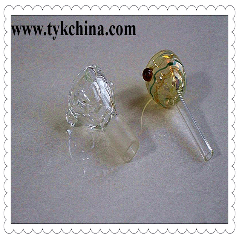 Clear Female Male Ground Joint for Water Pipe