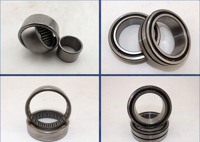 Chromel Steel Cam Follower Needle Roller Bearing Na4910