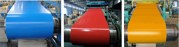 Prepainted Galvanized Steel Plate for Building