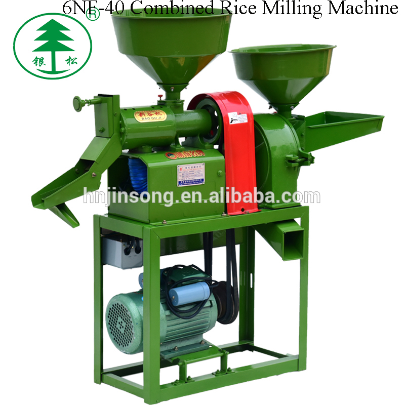 6NF-40 Combined Rice Milling Machine
