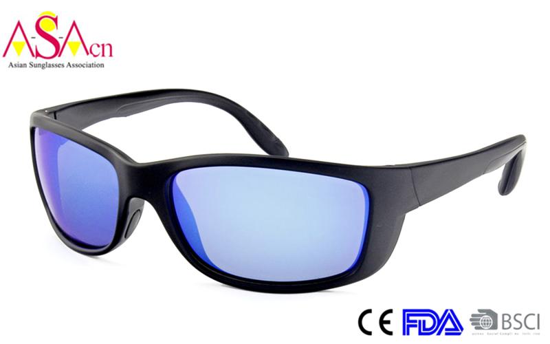 Best Cheap Men Sport Polarized Sunglasses with FDA Certificate (91066)