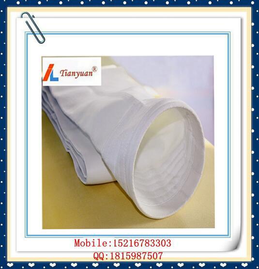 Power Plant Alkali Free Fiberglass Filter Bag