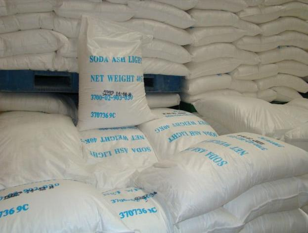 Free Sample, Hot Sale Chemical, 99.2% Industry Grade Soda Ash