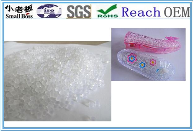 Transparent PVC Compound