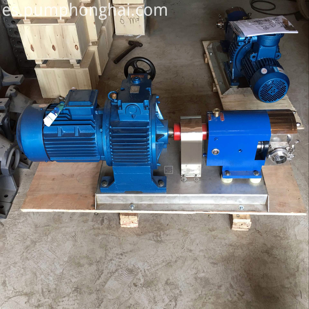 Vegetable Oil Transfer Pump