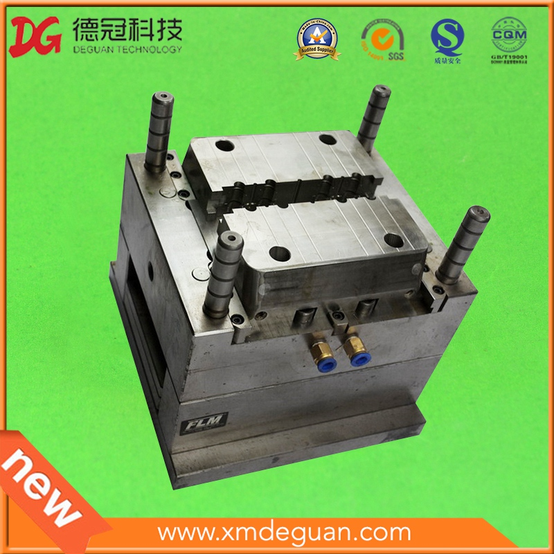 High-Tech Customized Hot Running Injection Mould Tooling+1