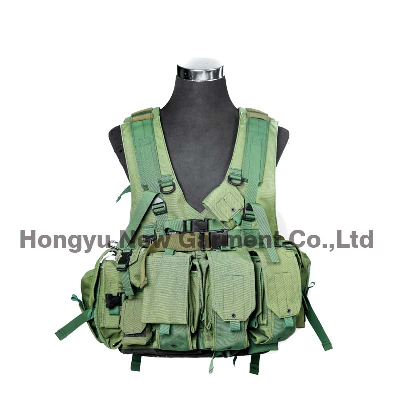 Tactical Vest with Molle System for Army (HY-V058)
