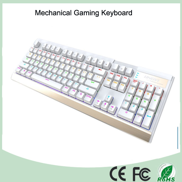 Aluminium Materials 104 Keys Mechanical Gaming Keyboard