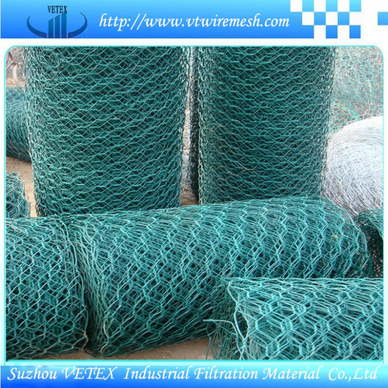 Gabion Net Used as Construction Wire Mesh