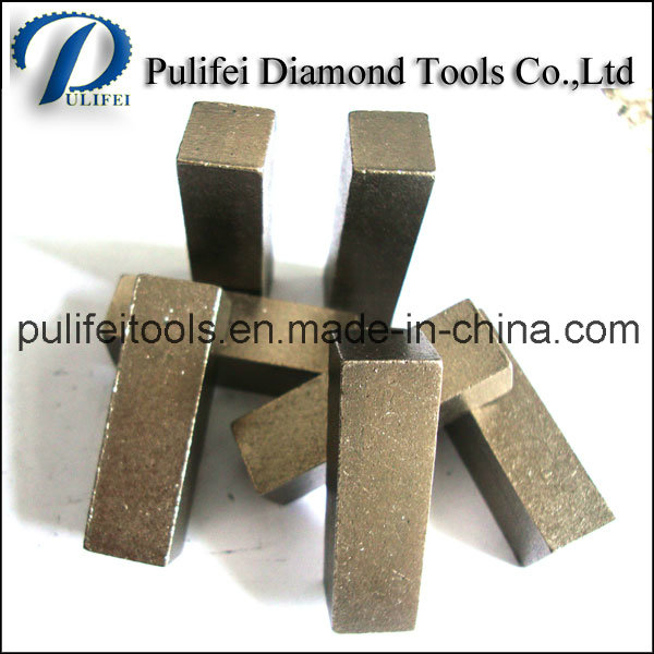 Terrazzo Floor Surface Grinding Segment for Hard Concrete Stone