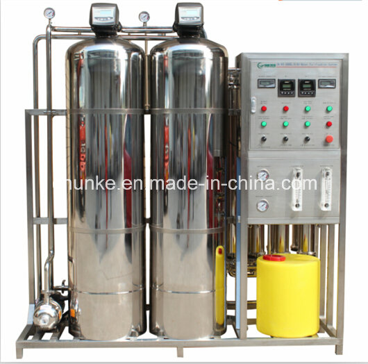 Sanitary Water Treatment by Reverse Osmosis System for Hospital