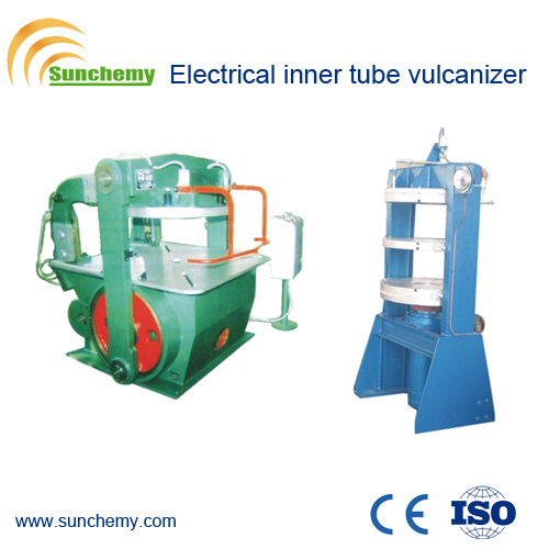 Top Qualified Rubber Electrical Inner Tube Press