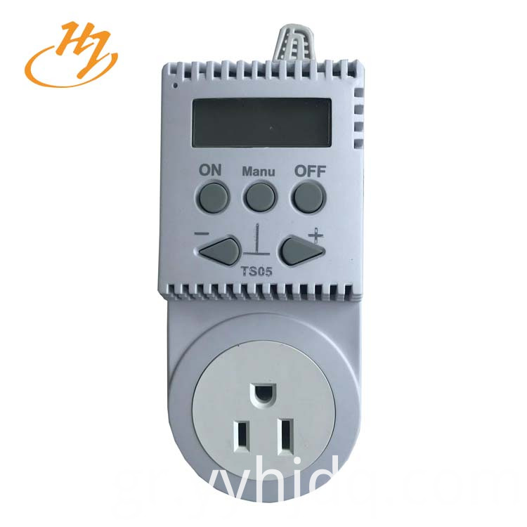 US Type 120V-15A Infrared Heating Thermostat