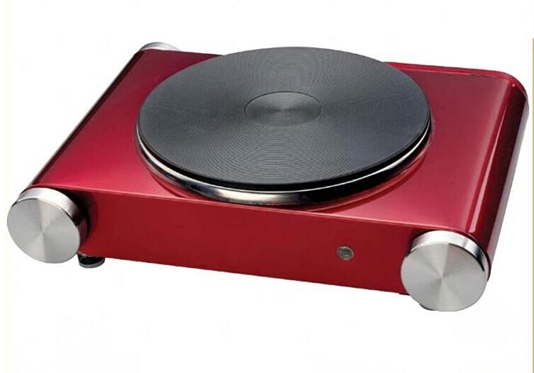 Electric Single Hot Plate Stove with Ce, CB, RoHS, GS Certificate