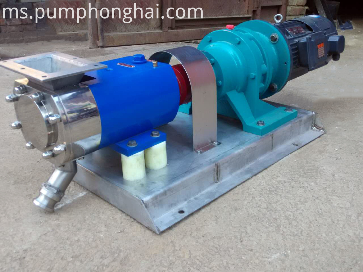 Viscous Liquid Pumps