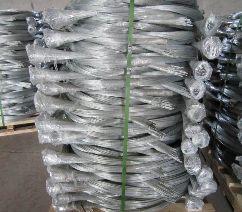 Quick Link Cotton Baling Wire, Double Loop Cotton Baling Wire