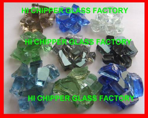 Recycled Glass Chips