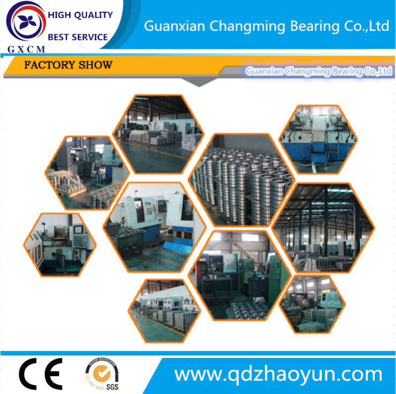 Gcr15 One Way Thrust Ball Bearings