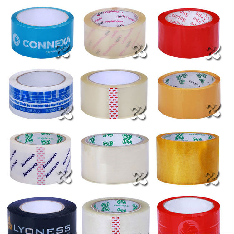 Custom Packing Tape with Logo