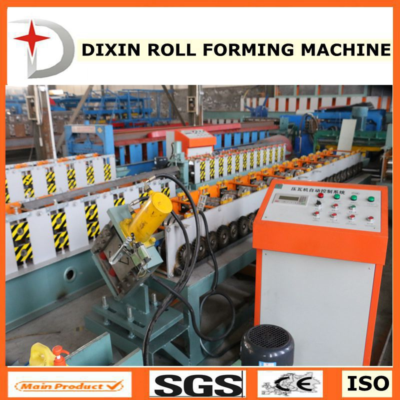 Steel Stud & Track Roll Forming Machine, Light Keel Making Machine