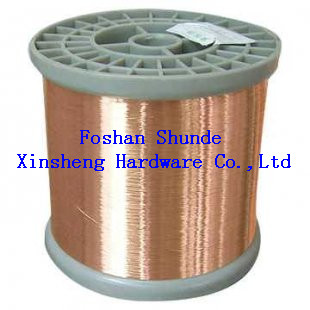 0.10-3.0mm CCAM Copper wire for cable