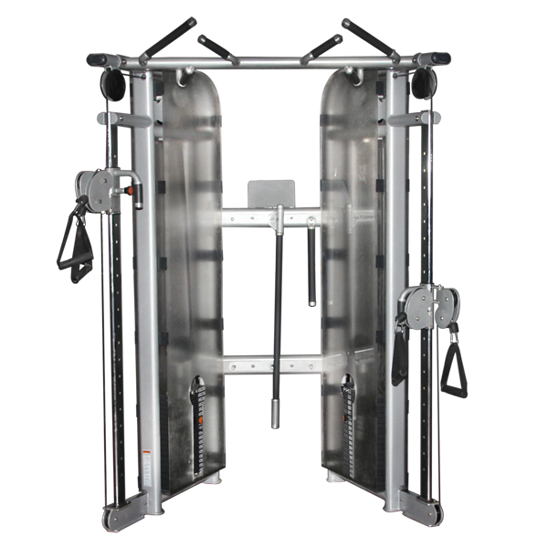 Strength Equipment/Fitness Equipment for Dual Adjustable Pulley (FM-3004)