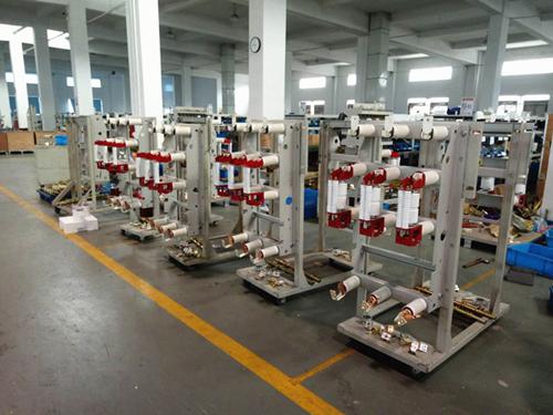 40.5kv Series Standard Type Vacuum Load Break Switch-Yfzrn35-40.5