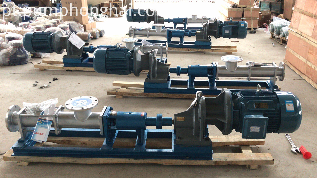 Industry Screw Pumps