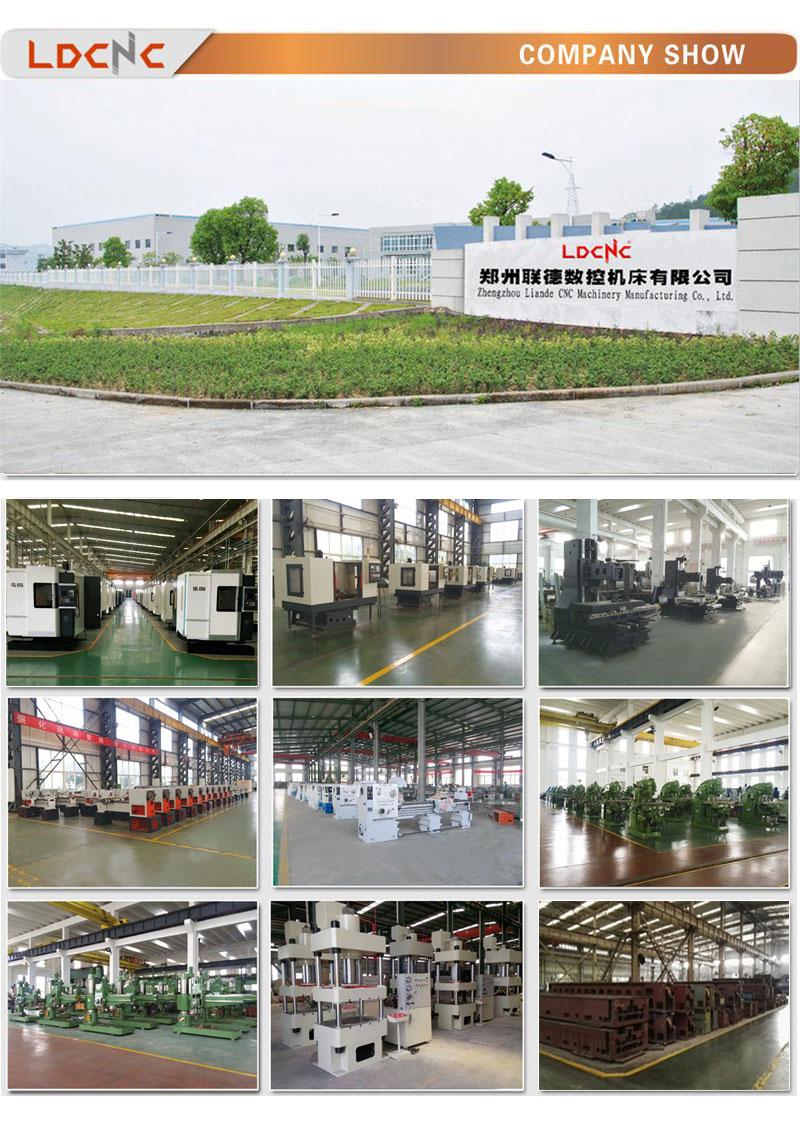 Cw61125 China High Speed Normal Horizontal Light Duty Lathe Machine