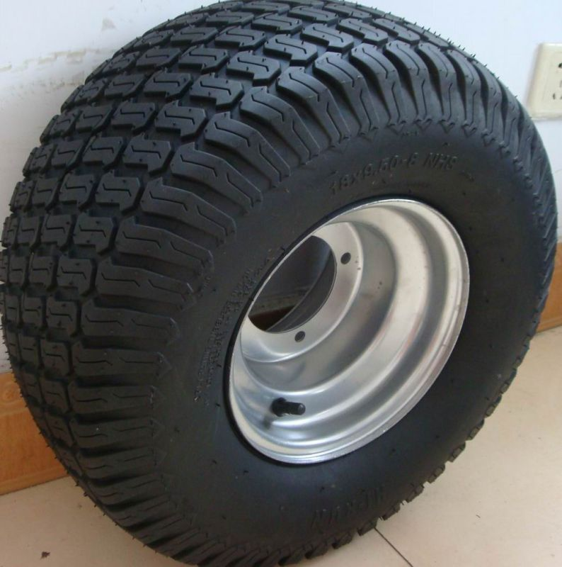 High Quality Tubeless Turf Wheel 16X7.50-8 for Tuf Cart