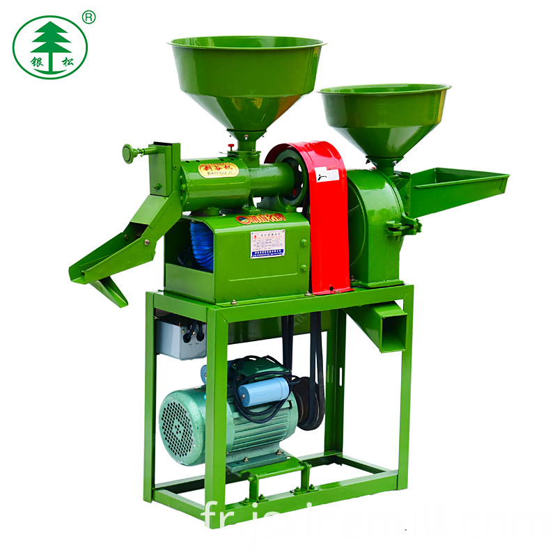 Home Flour Mill Machine