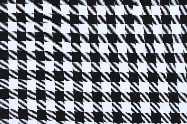 Check Shirt Spandex Stretch Fabric