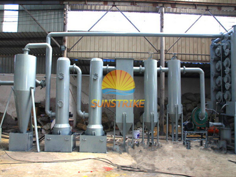 Rice Husk Continuous Carbonization Furnace with Low Price for Sale