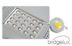 30W 40W50W60W LED Intergrated Solar Street Light